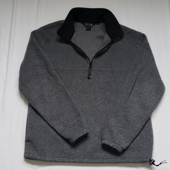 J. Crew Jackets & Blazers - Vtg J Crew Quarter-Zip Fleece Women's Size Medium